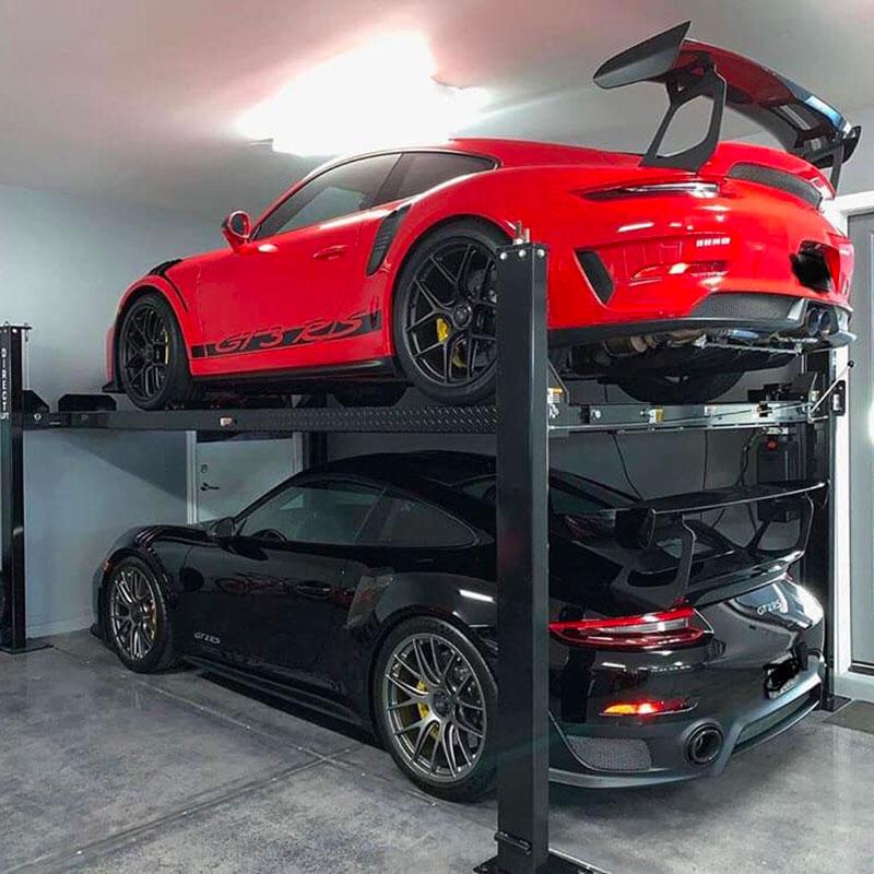 duplicatori di parcheggio